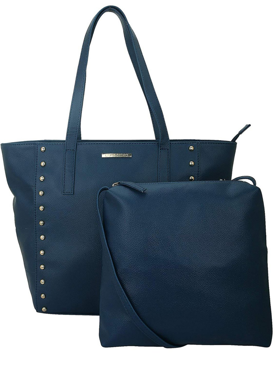 Synthetic Cesious Women Tote - Blue