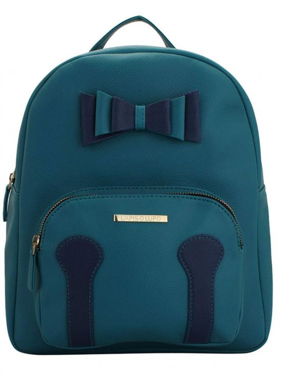 Synthetic Adnachiel Womens Backpack - Tourquise