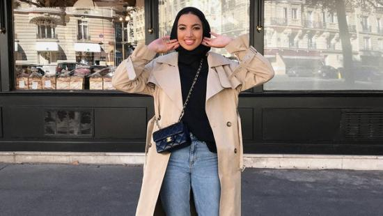 best-ideas-on-how-to-pair-trench-coats-with-hijab